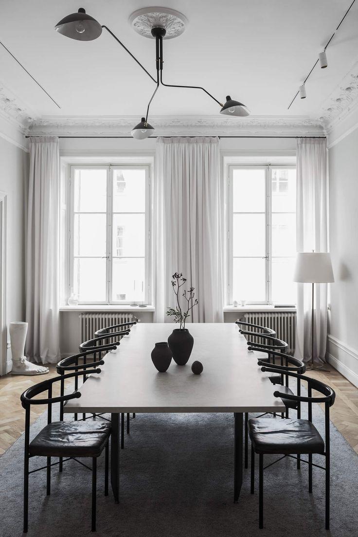 The Home of Designer Louise Liljencrantz