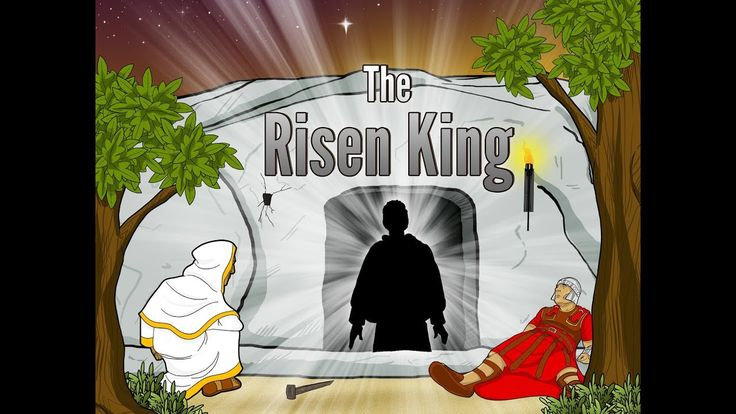 The Risen King | Resurrection of the Messiah - Bible story video.