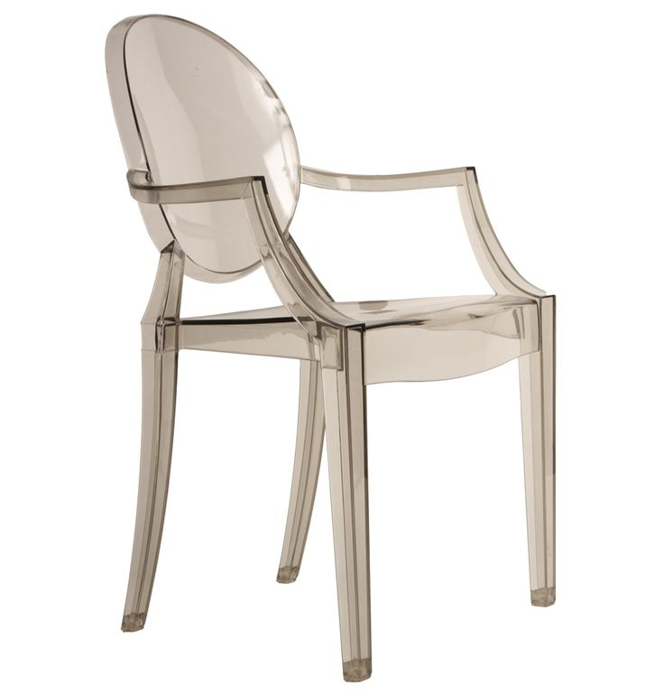 The Matt Blatt Replica Philippe Starck Louis Ghost Armchair by Catalunya - Matt Blatt