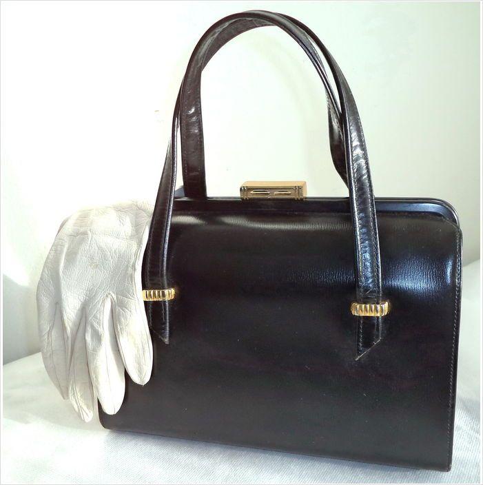 317 besten MushkaVintage2 Vintage Bags eBid Bilder auf Pinterest ...