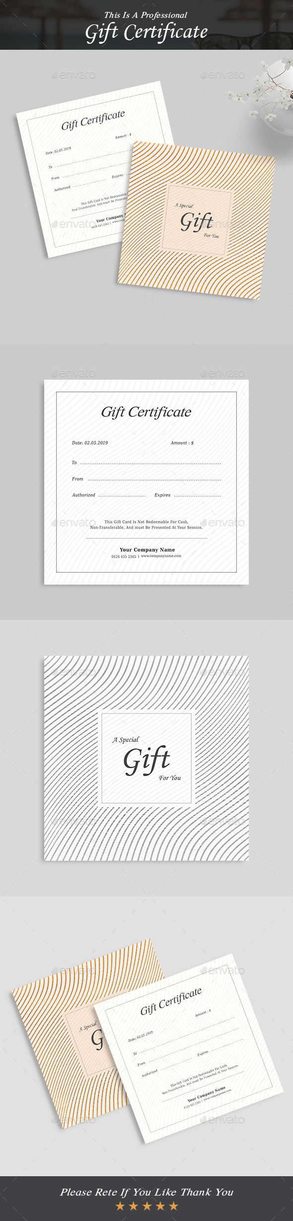The 25 best gift certificate templates ideas on pinterest gift gift certificate alramifo Images