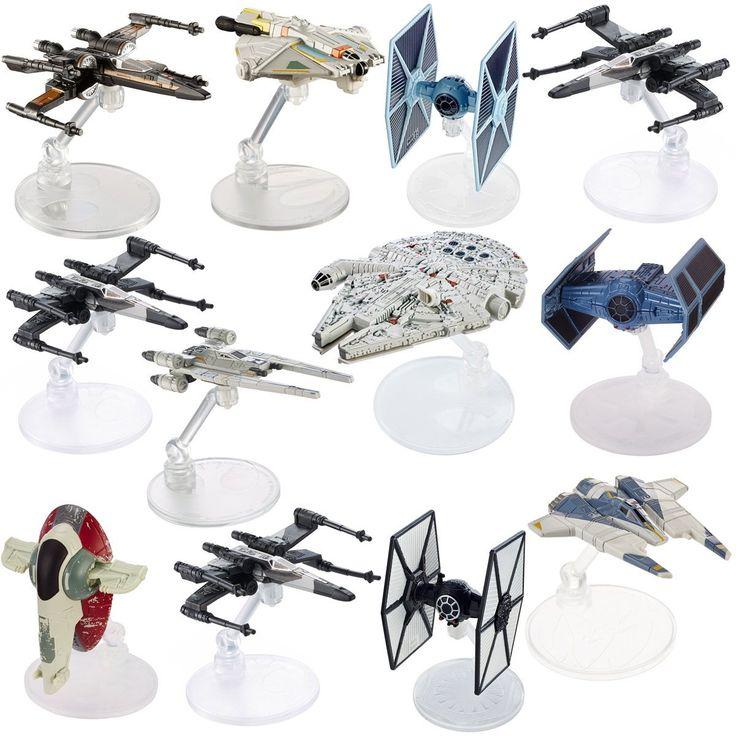 disney star wars diecast spaceships - 736×736