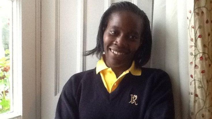 100 Women: The English girls' school reborn in a Nairobi slum - BBC News