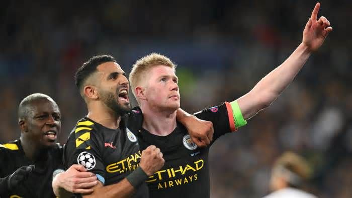 Manchester City Vs Real Madrid Score De Bruyne Jesus Fire Guardiola S Man City To Victory In Spain Get The Latest Ne In 2020 Manchester City Real Madrid Manchester