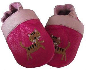 Cicás pink Szofi puhatalpú cipő
