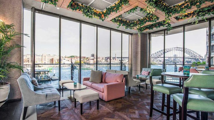 Best bars in Sydney CBD.