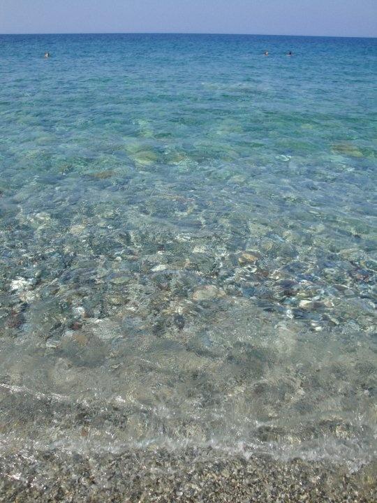 Skyros,kareflou beach!