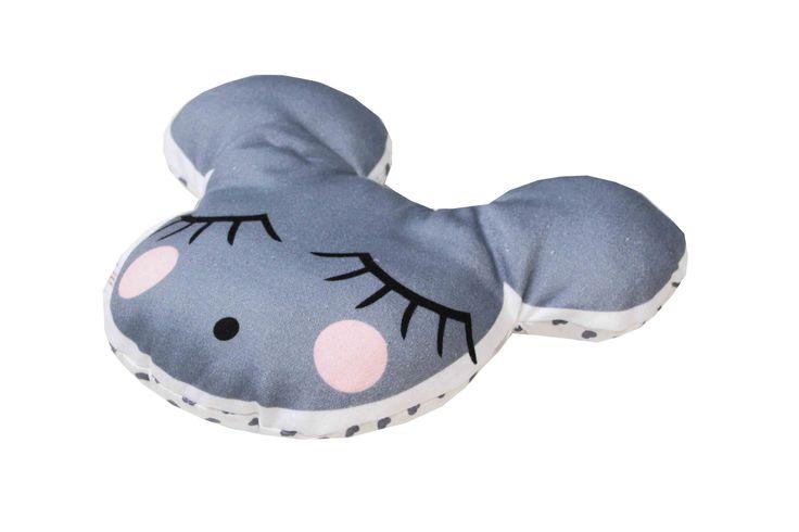 Mouse cushion @Fabs World  #fabsworld #mouse #cushion #kidsdecor…