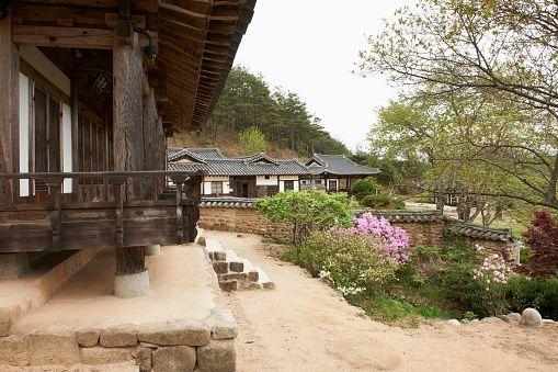 Ocheon Relics Site,Andong,Gyeongbuk,Korea