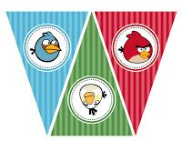Todo Imprimibles: Kit imprimible Angry Birds gratis
