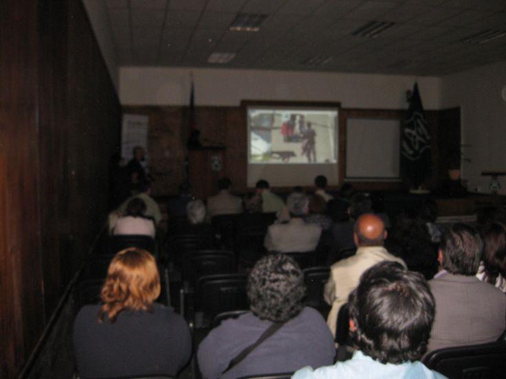 Avigilon en Chile, Presentación de Alta Resolución Carabineros de Chile, Intendencia, Alcalde, Polytrade en Chile