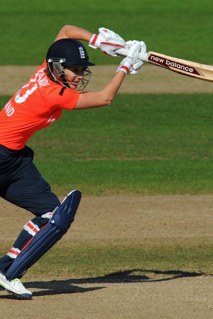 Women In Sport: Meet Charlotte Edwards, Captain Of England Women's Cricket Team