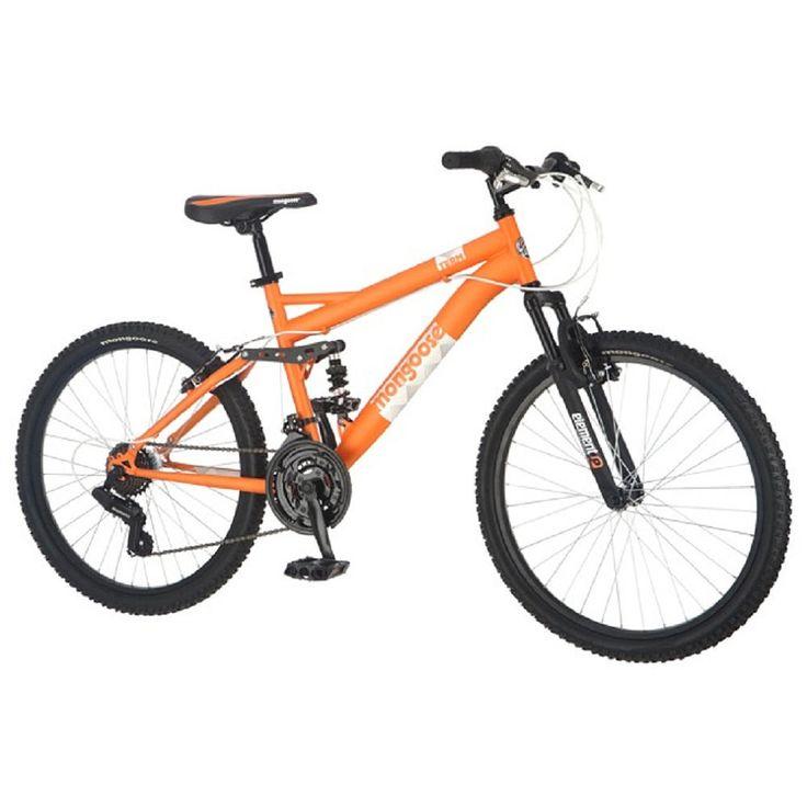 "Boys' 24 inch Mongoose Term Bike - Mongoose - Toys ""R"" Us"