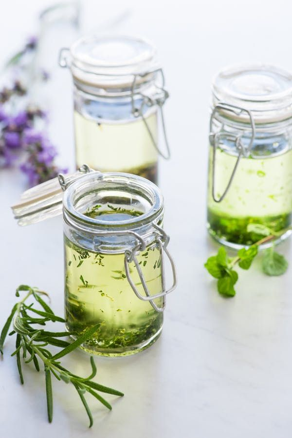 3 Ways to Turn Herbs into DIY Cleaning Products | Kitchn