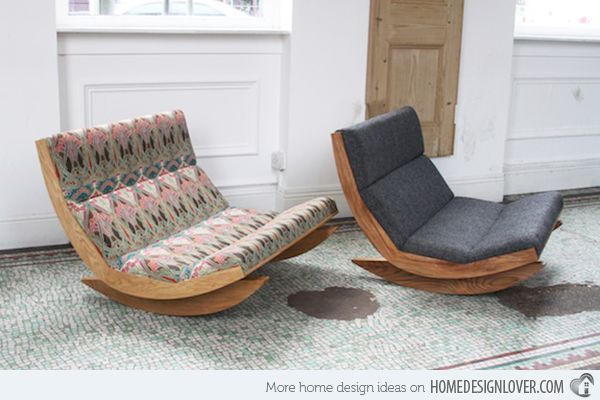 15 Contemporary Rocking Chairs That Rocks