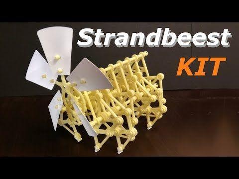 Yoshiny's Design: Strandbeest KIT Unbox and Build.