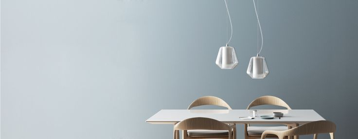 Design concept with ETICA by ILIDE hanging lamp. Pure and simple, still wonderful <3