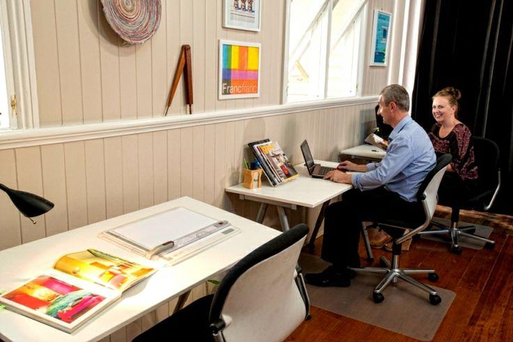 desk & co east brisbane - Shared Office Space, East Brisbane, Queensland