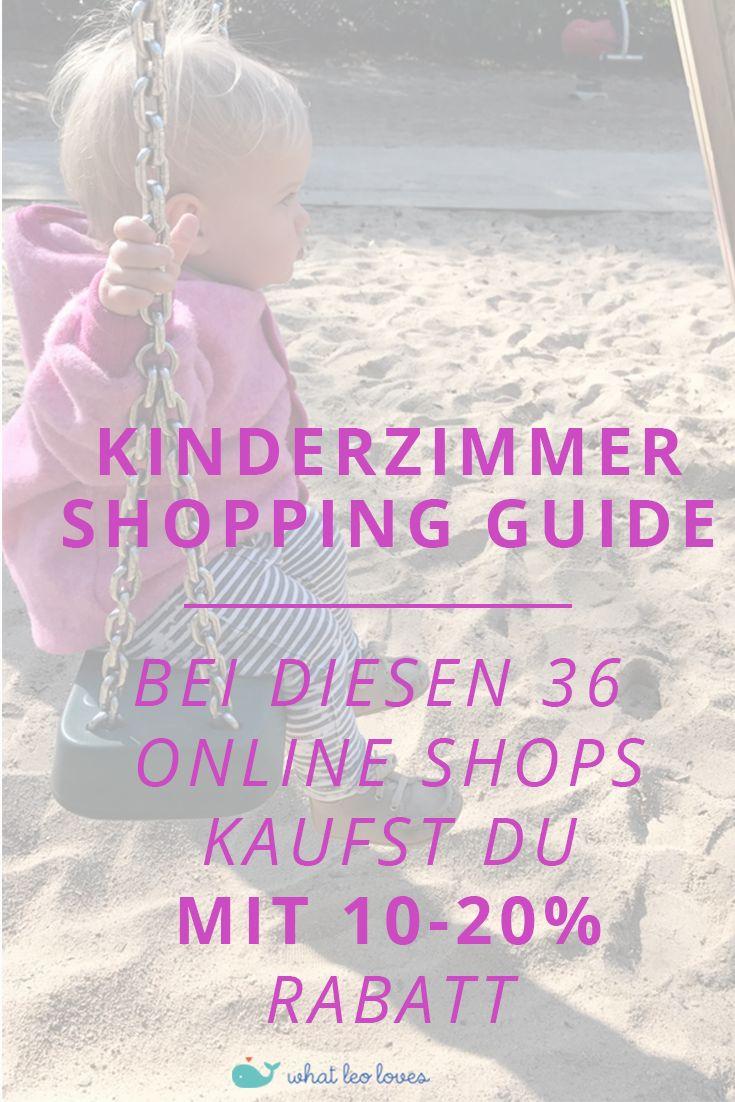 Nice Kinderzimmer Shopping Guide