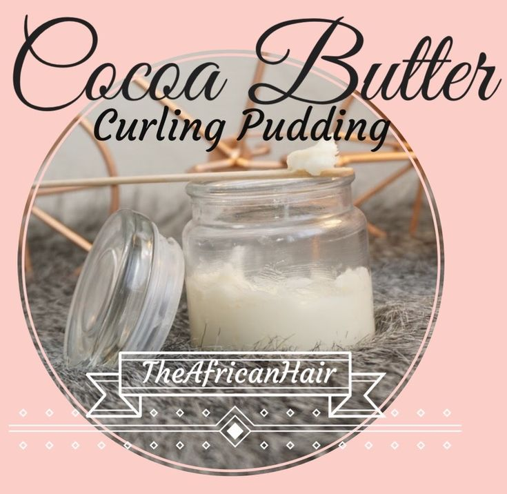 3 ways to use Cocoa Butter on natural African hair