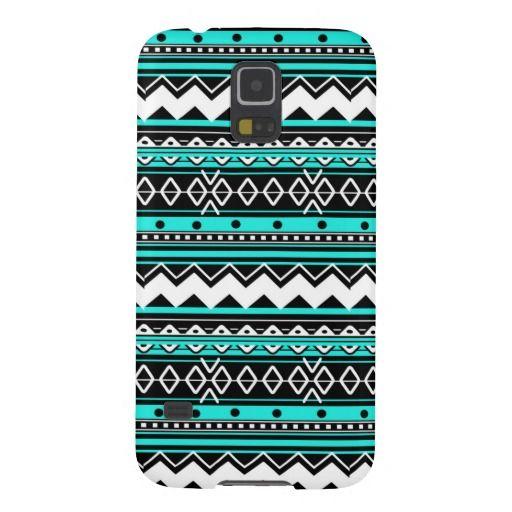 Unique Afrique Pattern Galaxy S5 Cases