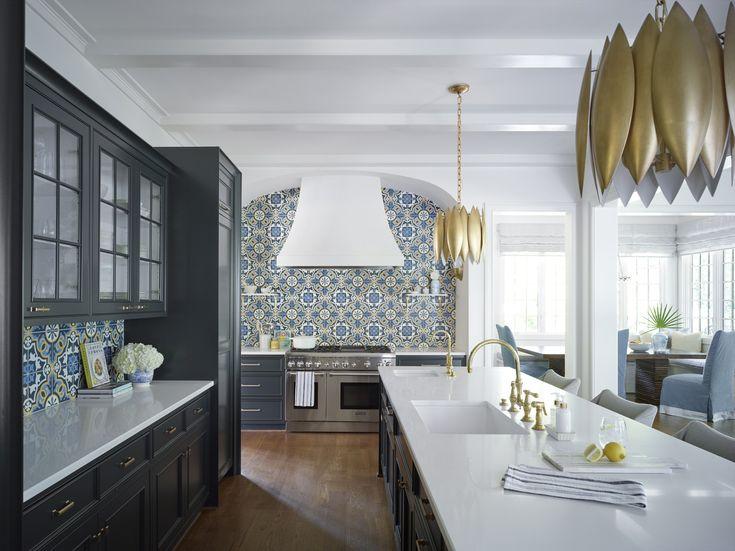 Atemberaubend Benutzerdefinierte Kücheninsel Bilder - Küchen Design ...