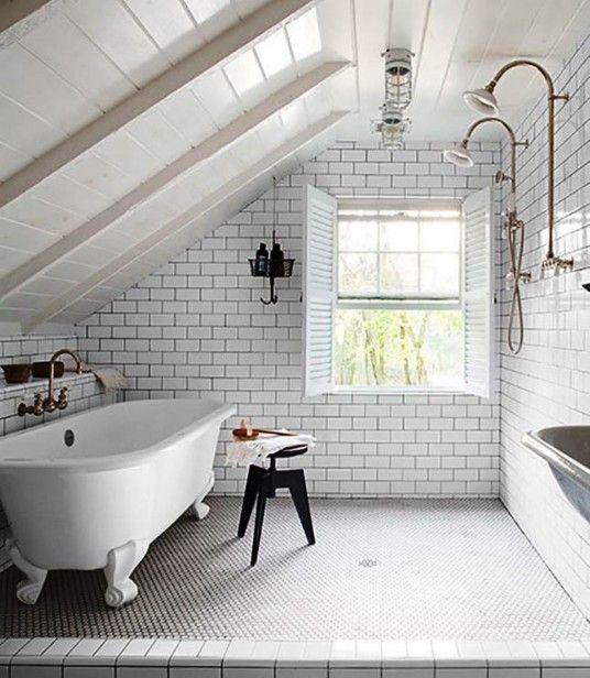 25+ Best Ideas About Attic Bathroom On Pinterest