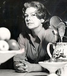 Elizabeth David, a great (food) writer.