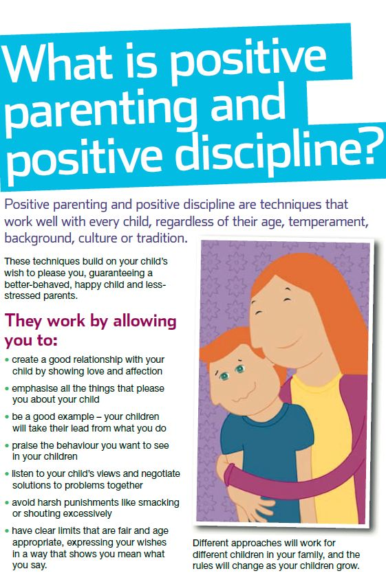 NSPCC - Positive parenting and positive discipline techniques will lead to a happy child and less stressed parents. Find out more: http://www.nspcc.org.uk/help-and-advice/for-parents-and-carers/guides-for-parents/better-behaviour/better-behaviour_wda90710.html