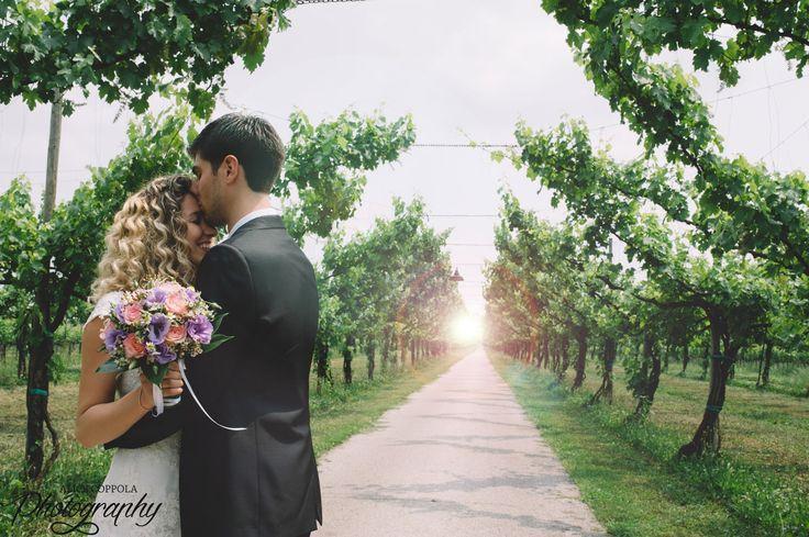Magic kiss #bride #groom #italy | @AliceCoppola Photographer