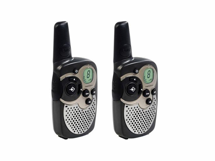Walkie Talkie U/Libre 6km Topcom #walkiecomunicacion