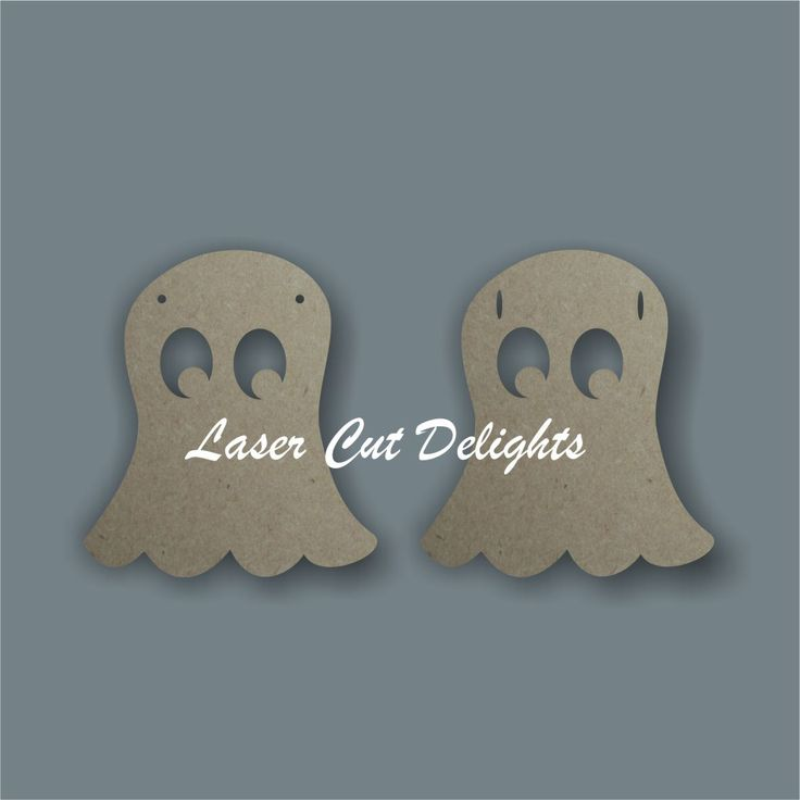 Halloween ghostly bunting