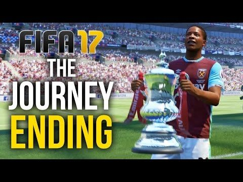 http://www.fifa-planet.com/fifa-17-gameplay/fifa-17-the-journey-gameplay-walkthrough-ending-fa-cup-final-west-ham-fifa17/ - FIFA 17 THE JOURNEY Gameplay Walkthrough ENDING - FA CUP FINAL (West Ham) #Fifa17  FIFA 17 THE JOURNEY Ending & FA CUP FINAL Gameplay – FIFA 17 THE JOURNEY  Walkthrough Part 1 – West Ham Journey Career with Alex Hunter – First Impressions Commentary 1080p Xbox One Gameplay #Fifa17 #TheJourney #Journey #Career ►Subscribe For More