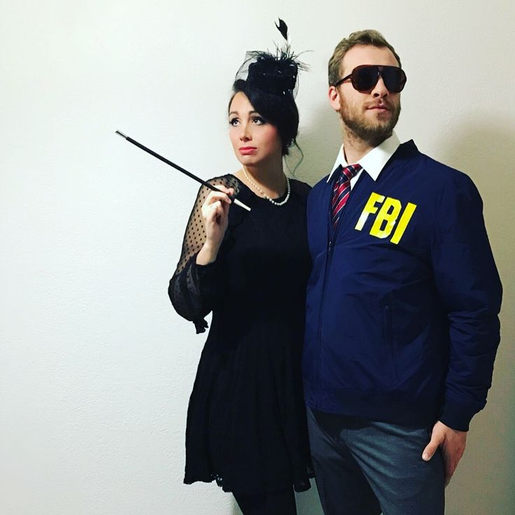 Parks and Recreation Costume - April and Andy as Janet Snakehole and Burt Macklin