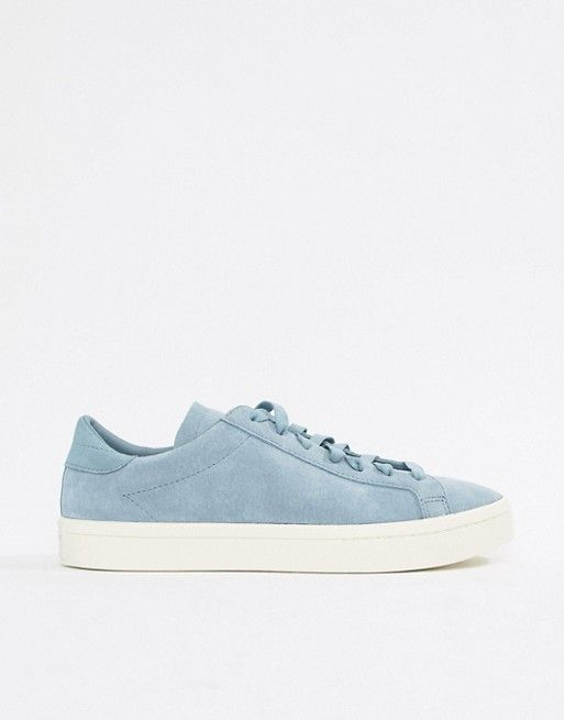 b9f6d6acc1a adidas Originals Court Vantage Trainers In Blue CQ2563 | Shoes | Adidas  originals, Adidas, Sneakers
