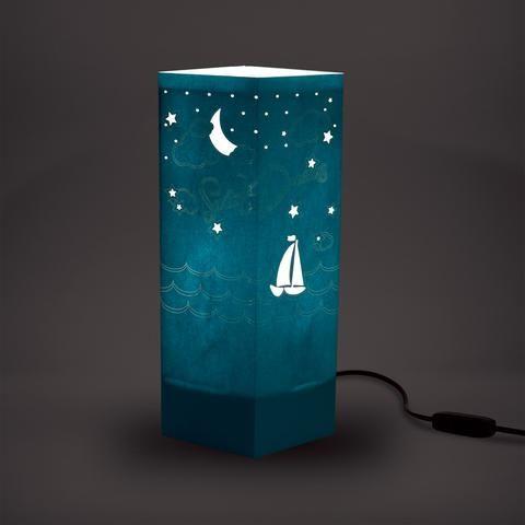 Lampada da Tavolo Sailor | W-LAMP    https://www.wellmade.store/collections/bambini