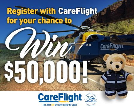Hey there,I just registered with Careflight for my chance to win $50,000 cash!You can Enter too here -   Good luck!