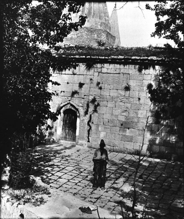 Lalish, 1909. Gertrude Bell Archive, Newcastle University
