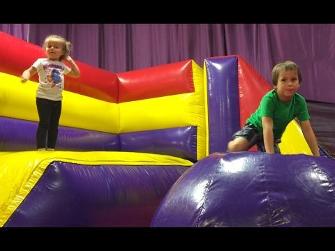 AMAZING & FUN Indoor Playground for Kids and Family - YouTube