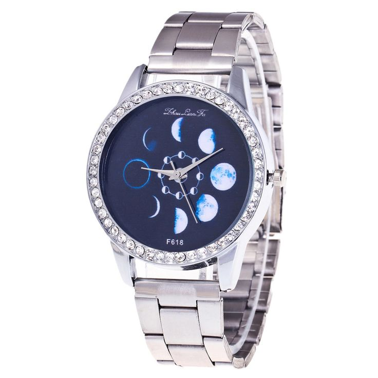 Fashion Luxury Women mens Quartz Stainless Steel Mesh Belt Wrist Watch Relogio Masculino Digital Business saat relogio feminino