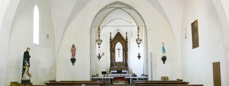 Santa Maria della misericordia, Fiesco (Cr). Foto di Carlo Bruschieri.