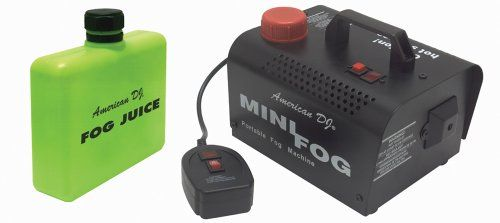 American Dj Mini Fog Fog Machine, 2015 Amazon Top Rated Special Effects #MusicalInstruments