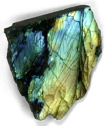 Labradorite. My absolute favorite! Love the iridescence