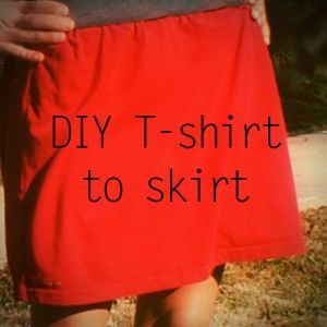t-shirt to skirtT Shirts Crafts, Ideas, Tshirt Craftstshirt, Clothing, Craftstshirt Skirts, Diy T Shirts, Diy Skirts, Tshirt Repurpoed, Old T Shirts