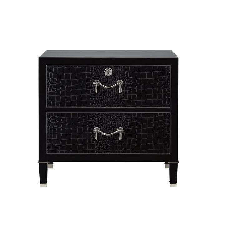Brook Street Salon Bedside Chest - Bedside Tables - Furniture - Products - Ralph Lauren Home - RalphLaurenHome.com