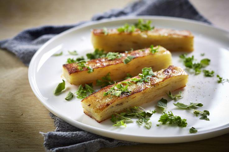 Pommes Anna with Castello® Borgonzola   Castello Canada