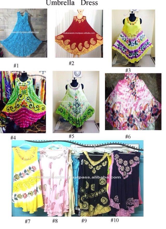 Rayon umbrella dress gown pregnant lady cloths night dress