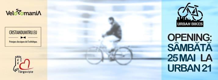 Hai şi tu în comunitatea urbană a bicicliştilor din Târgovişte