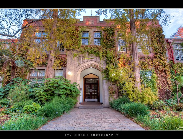 Melbourne University Botany Building | Flickr - Photo Sharing!