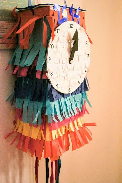 piñata de fin de año agullesdecap
